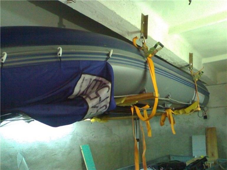 Как чистить лодку пвх