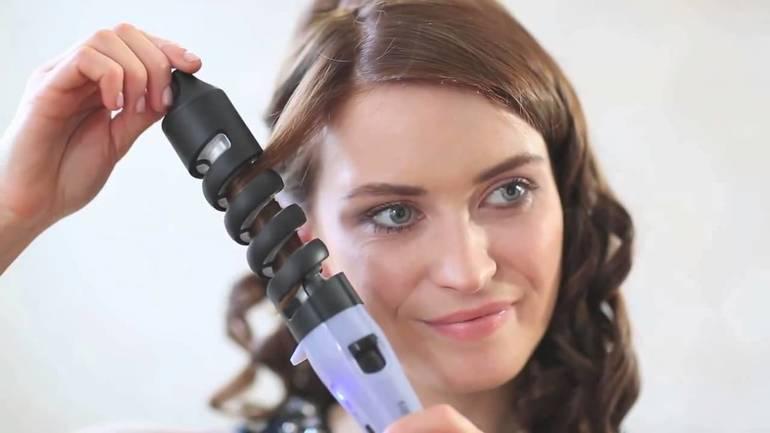 Правила пользования плойкой для завивки волос