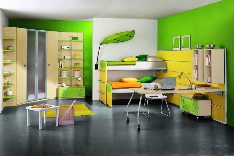 Проект детской комнаты: особенности выбора мебели для ребенка, бесплатные примеры и эскизы оформления
