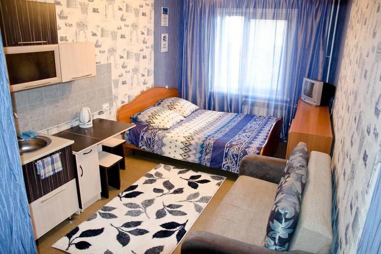 Комната для семейной пары