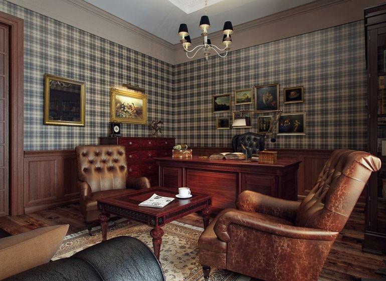 Интерьер квартиры в английском стиле: современный и классический, идеи для оформления дома