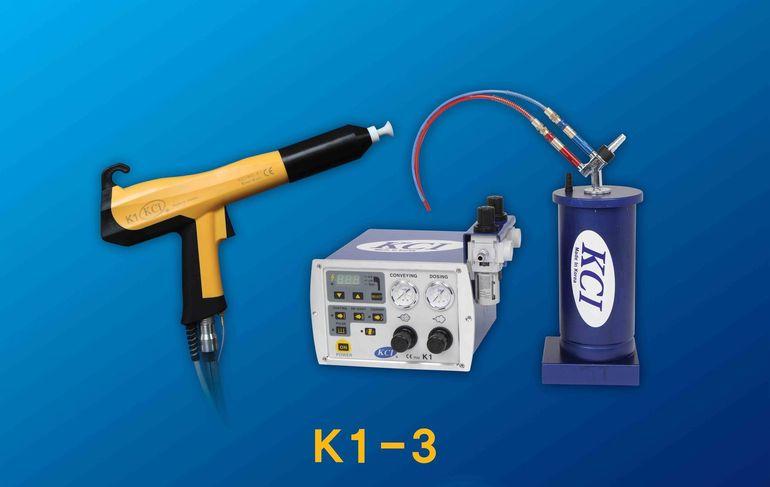 Оборудование для порошковой окраски изделий: суть технологии и использование установки