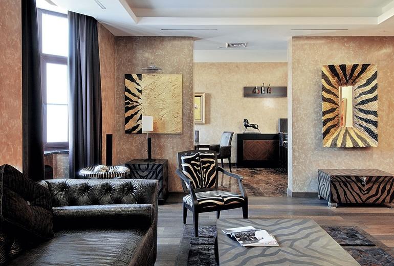 Особенности стиля арт-деко в интерьере дома или квартиры: формы, отделка и цвета