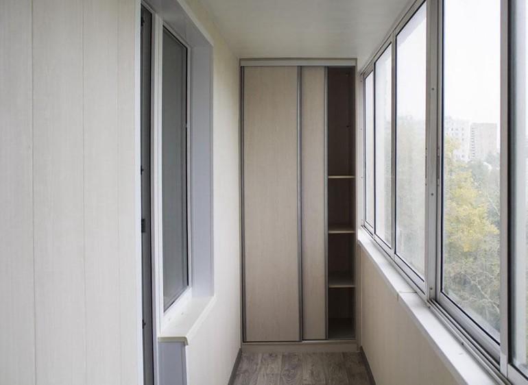 Шкаф на балкон своими руками: изготовление чертежа, конструкции и дверей