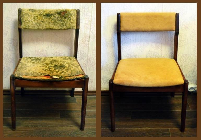 Как перетянуть стул своими руками пошагово: руководство по обтяжке в домашних условиях