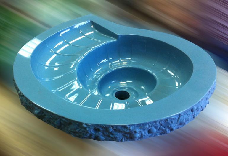 Жидкий камень своими руками в домашних условиях: описание полимера, используемые технологии производства