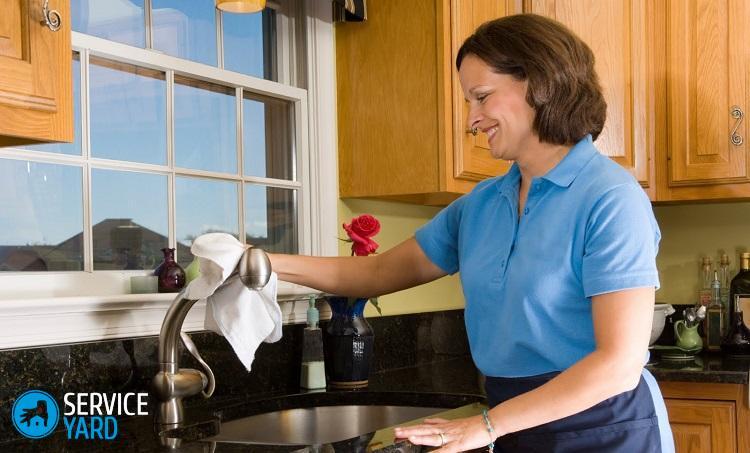 Чем мыть пластиковую кухню - Уборка в квартире