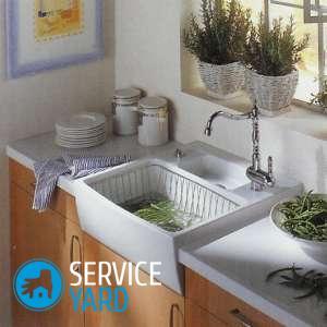Чем чистить раковину из искусственного камня 🥝 чем мыть, как очистить налет