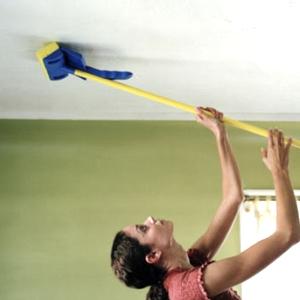 Чем очистить сажу
