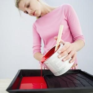 Как оттереть краску из баллончика с одежды