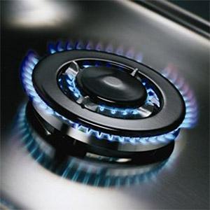 Как почистить газовую конфорку