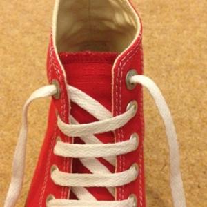 Белые шнурки 🥝 как постирать