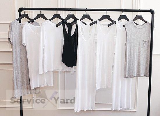 Как стирать белые вещи в стиральной машине �� как отстирать одежду от серости