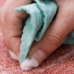 Как вывести пятно на шерсти?
