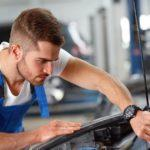 Чем отстирать машинное масло