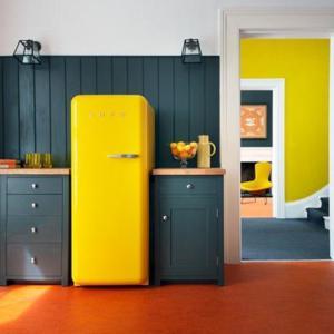 Чем помыть холодильник чтобы не было запаха