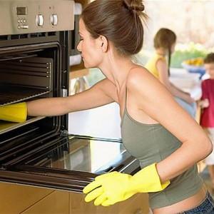 Cредство от жира на кухне