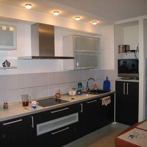 Чистка вытяжки на кухне