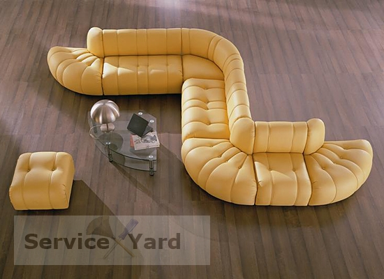 Чистка кожаной мебели - Уборка в квартире