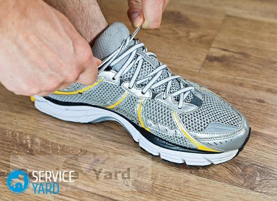 Что делать если воняет обувь?
