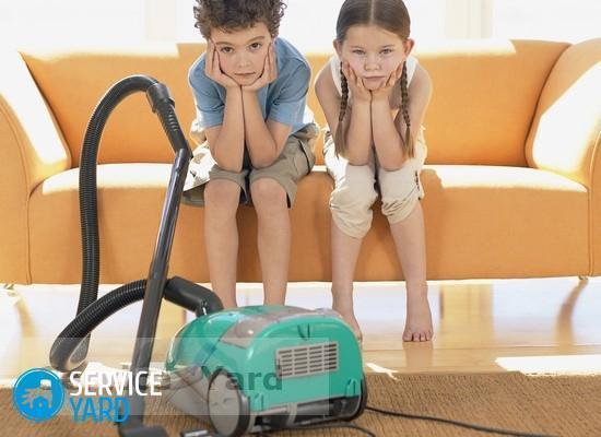 Чистка ковров и мебели - Уборка в квартире