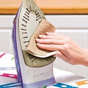 Как очистить утюг от нагара 🥝 чем можно чистить подошву от пригара, средства для чистки