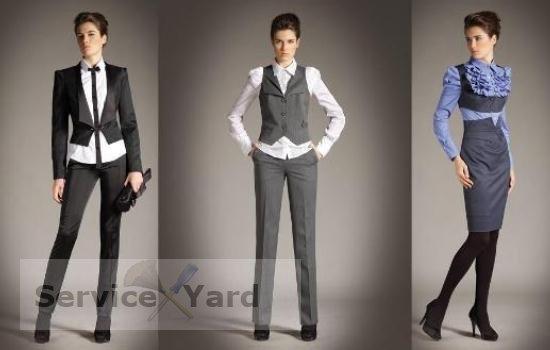Как избавиться от блеска на брюках?