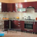 Декупаж кухонного гарнитура своими руками — фото