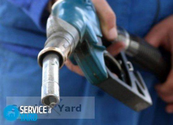 Как избавиться от запаха бензина?