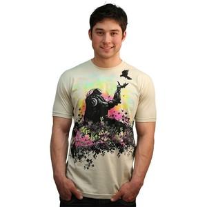 Как гладить футболку?