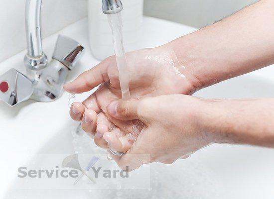 Как убрать запах рыбы с рук?