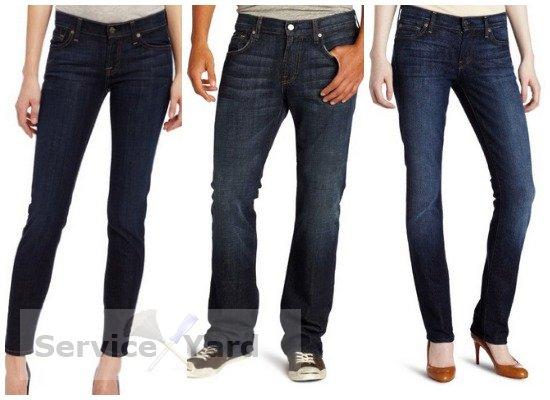Как постирать джинсы, чтобы они сели?
