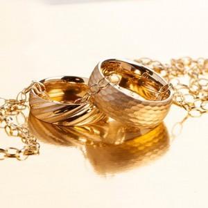 Как почистить золото от йода?