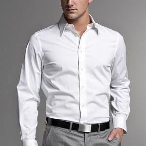 Как правильно гладить рубашку с длинным рукавом?