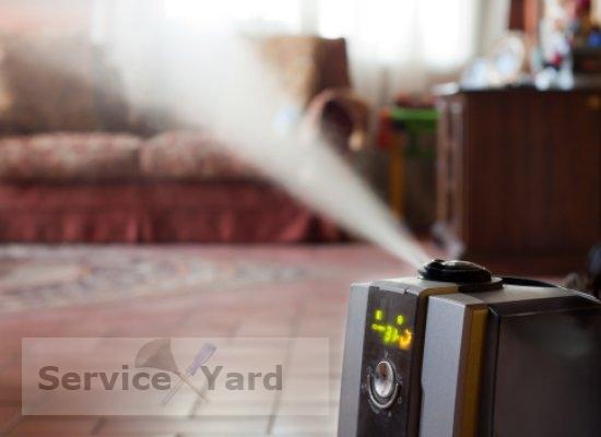 Как почистить увлажнитель воздуха от накипи?