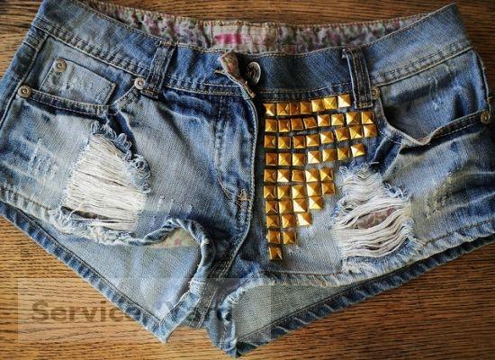 Что можно сделать из джинсов, ServiceYard-уют вашего дома в Ваших руках
