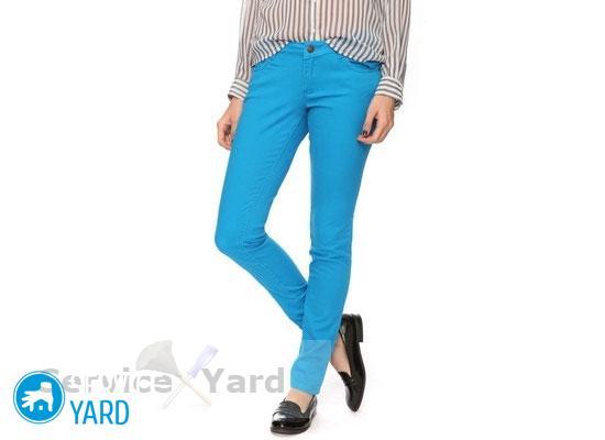 Что сделать, чтобы джинсы не красились, ServiceYard-уют вашего дома в Ваших руках