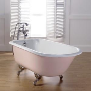 Очистить ванну от ржавчины