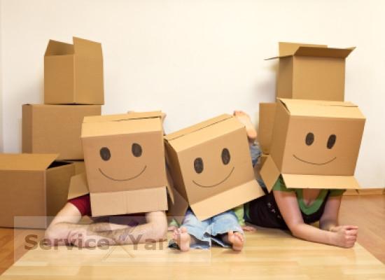 Как упаковать вещи при переезде, ServiceYard-уют вашего дома в Ваших руках