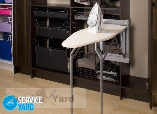 Как почистить утюг в домашних условиях?