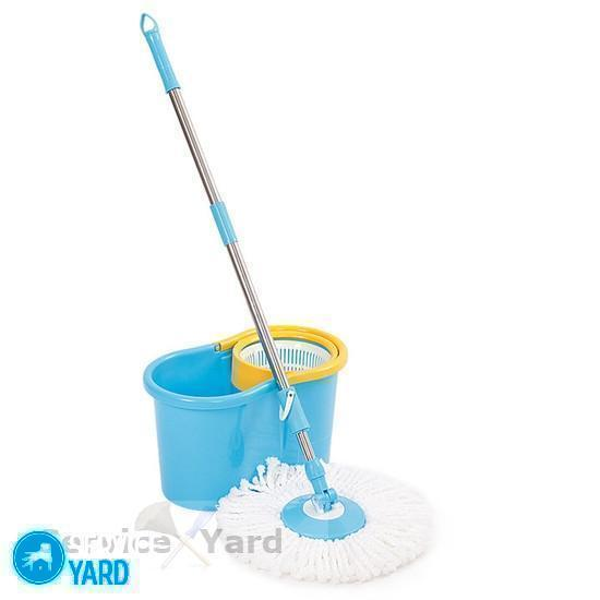 Швабра для мытья пола