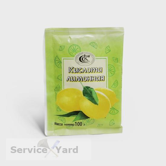 Лимонная кислота - свойства, польза, домашнее применение