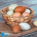Можно ли хранить мытые яйца в холодильнике?