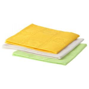 Как отстирать кухонные полотенца с маслом?