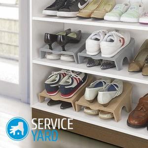 Как хранить зимнюю обувь летом?