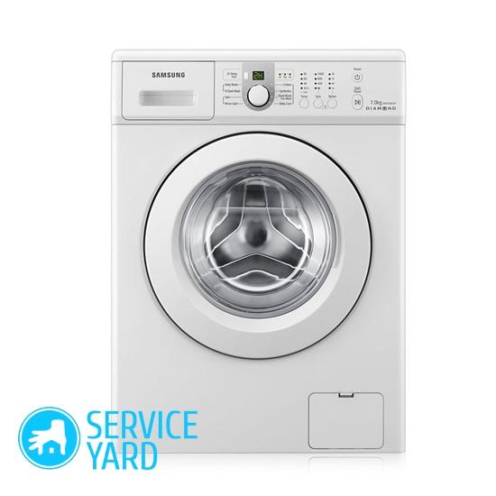 Почему не крутится барабан стиральной машины?