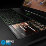 Промыть клавиатуру ноутбука
