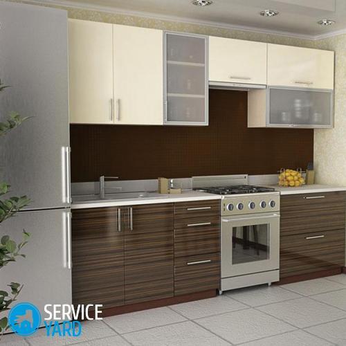 Чем отмыть глянцевую кухню �� средства для мытья поверхностей - Уборка в квартире