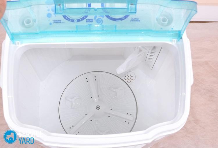 Ассоль стиральная машина