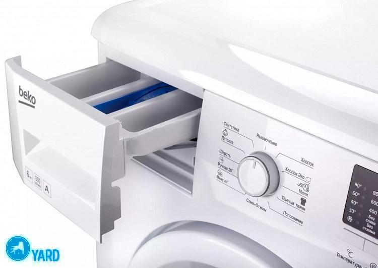 Beko wkb 51031 PTMA - что это за модель стиральной машины?